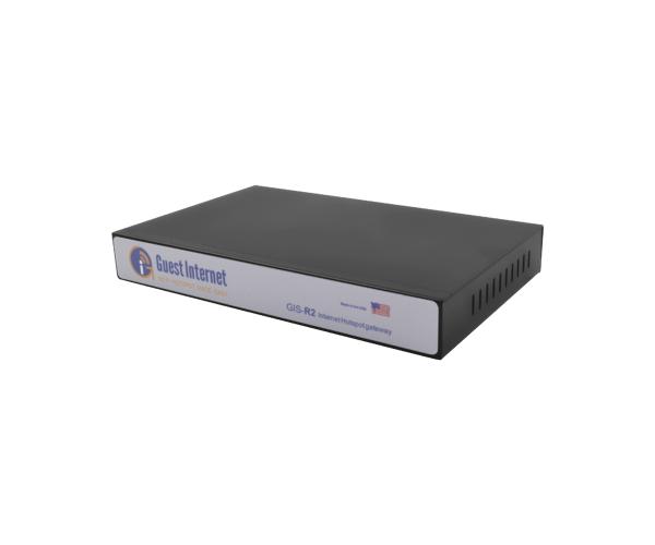 ✅ Controlador de acceso (Hotspot), hasta 30 usuarios concurrentes