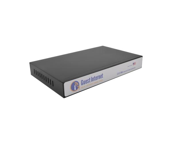 ✅ Controlador de acceso 1(Hotspot), throughput 75 Mbps, portal cautivo personalizable