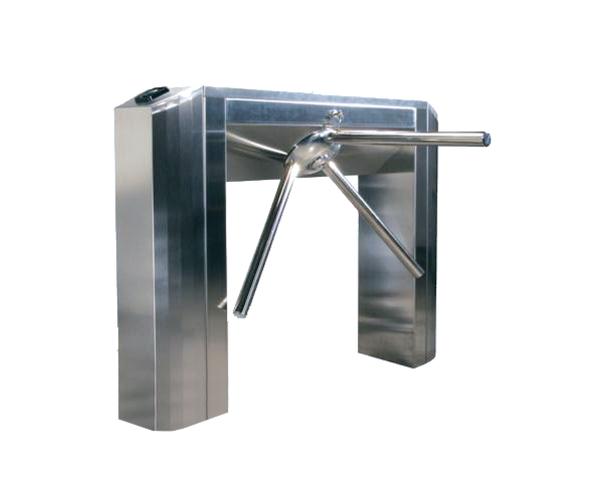 ✅ Torniquete electromecánico bidireccional de acero AISI 304 con acabado satín