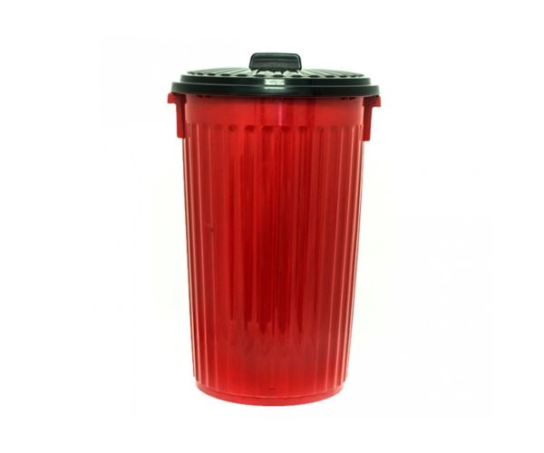 contenedor para basura de plástico con tapa, Bote Europlast No. 2  Con Tapa ESPECIAL 100 L