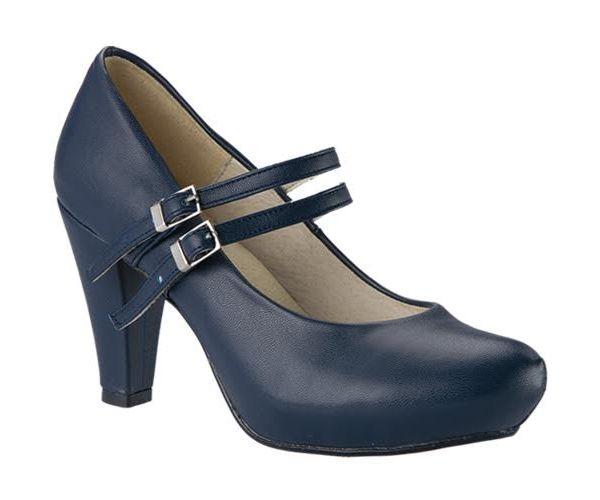 ✅ Zapato de plataforma