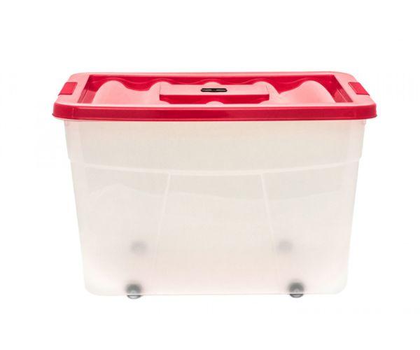 Caja Erick 37 C/Ruedas Y Tapa