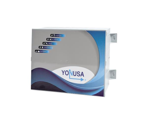 ✅ Energizador de 12,000 Volts -1.2 JOULES y 700 Mts de protección