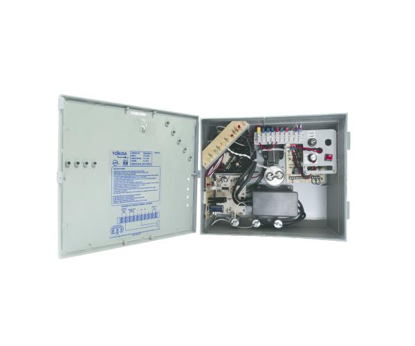 ✅ Energizador ANTIPLANTAS de 10,000Volts - 1.2JOULES y 10000 Metros lineales