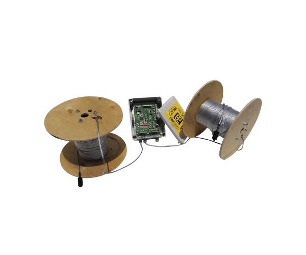 ✅ Kit de cable sensor para protección perimetral para 305 mts