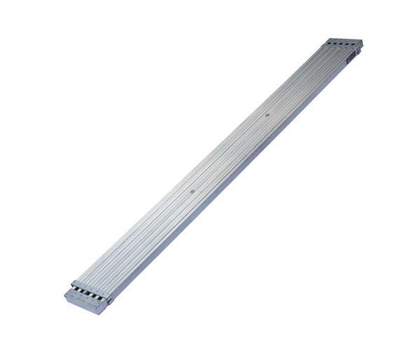 ✅ Plataforma telescópica de aluminio 16´ tipo I.