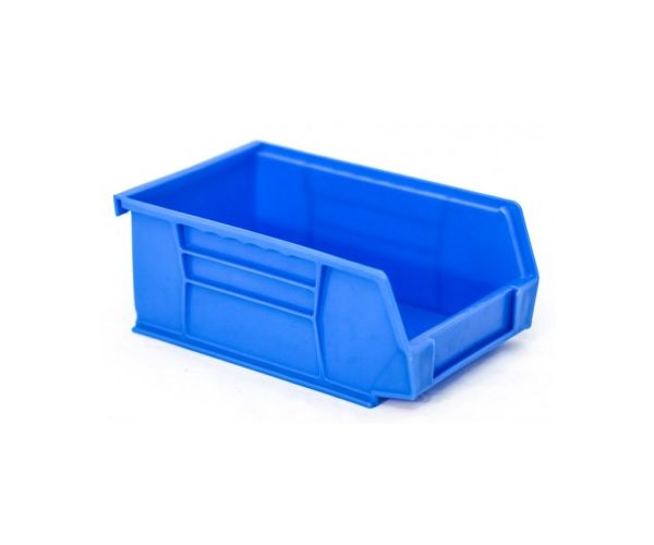 ✅ Gaveta de plástico tipo industrial  con capacidad de almacenaje de 2 kilogramos # 3