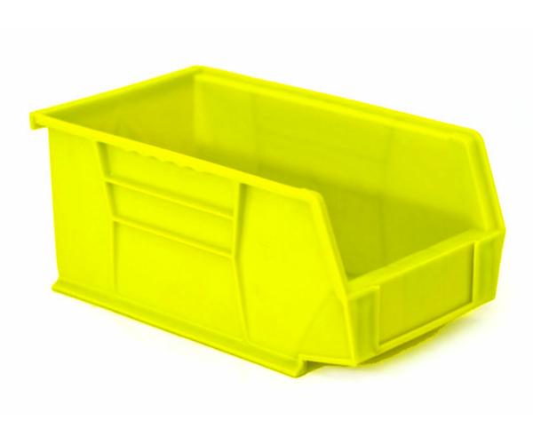 Gavetas plásticas apilables con capacidad de almacenaje de 7 kilogramos # 5