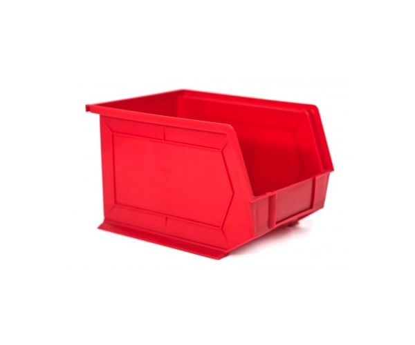 ✅ Gaveta de polietileno tipo industrial  con capacidad de almacenaje de 12 kilogramos # 6
