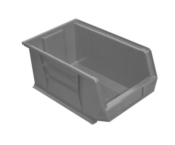 ✅ Gaveta de polietileno tipo industrial  con capacidad de almacenaje de 19 kilogramos # 7