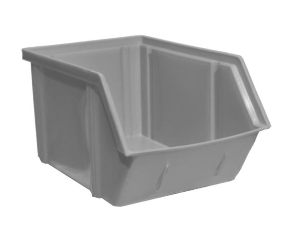 ✅ Gaveta de polietileno tipo industrial  con capacidad de almacenaje de 11 kilogramos # 8