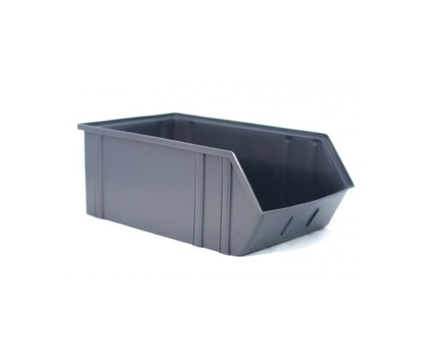 ✅ Gaveta de polietileno tipo industrial  con capacidad de almacenaje de 40 kilogramos # 9