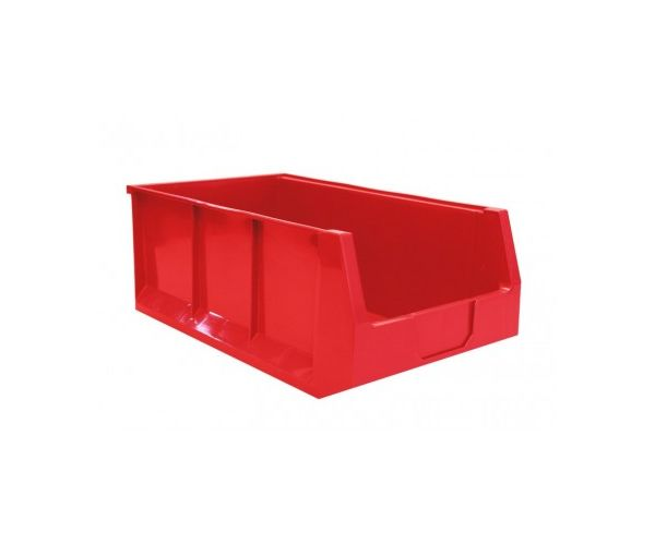 ✅ Gaveta de polietileno tipo industrial  con capacidad de almacenaje de 40 kilogramos # 14