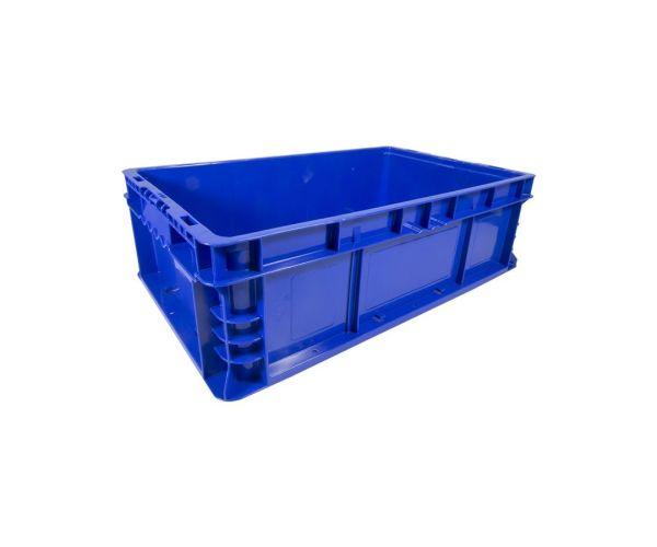 ✅ Caja de tipo industrial con diseño tier one de polietileno con capacidad de 25 kilogramos 23