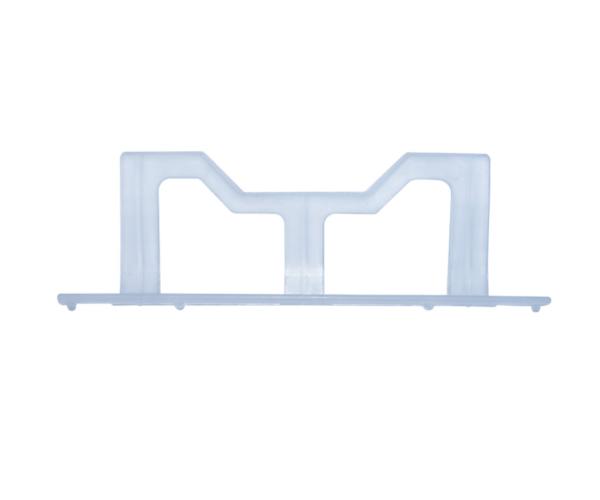 ✅ Porta etiqueta para cajas industriales de color azul