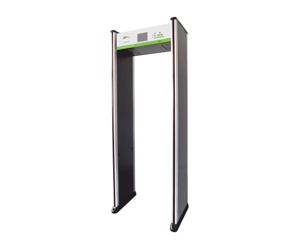 ✅ Arco Detector de Metales de 18 Zonas / Sensor IR / Contador de personas / Pantalla LCD 5.7 IN / Fácil de programar mediante Control Remoto