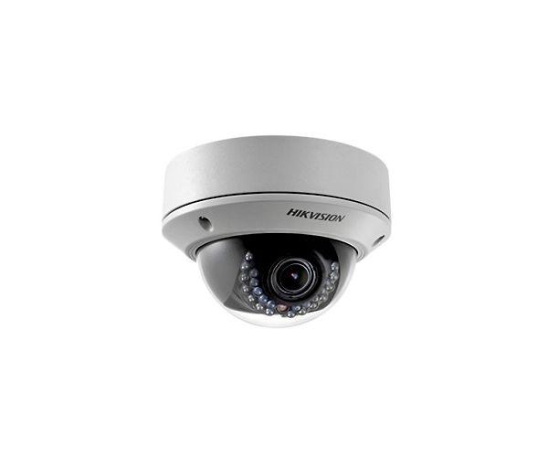 Cámara tipo Domo IP(25mts) varifocal 2.8 a 12mm, día/noche real ICR