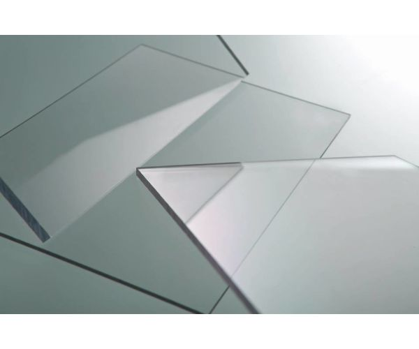✅ Lámina de Policarbonato Solido Lexán de 9.5 mm  1.22  X 2.44 mt
