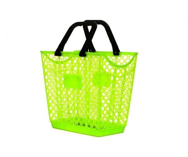 ✅ Bolsas de plástico calada, Bolsa Inés Con Asas