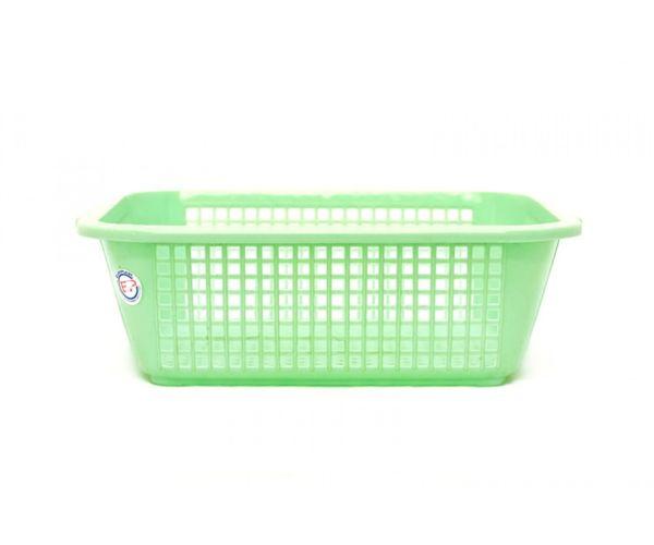 ✅ Cesta de plástico calada, Canasta Calada Susy No. 1