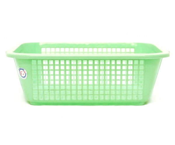 cesto canasta de plástico calada, Canasta Calada Susy No. 3