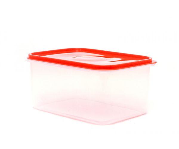 ✅ Cajas herméticas de plástico, Hermético Jumbo No. 2 Con Tapa