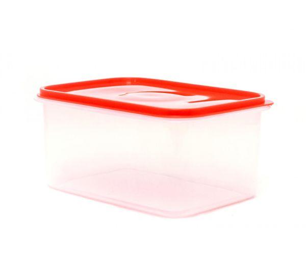 Cajas plásticas con tapa hermética, Hermético Jumbo No. 3 Con Tapa