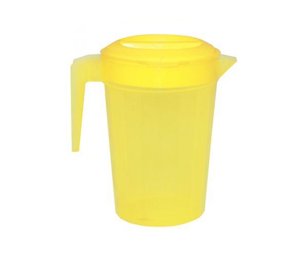 ✅ Jarra de plástico Alex Con Tapa 2 Lts.