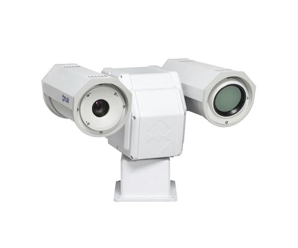 ✅ Cámara Térmica PT, IP/Analógica, Resolución VGA, Lente 25mm, para exterior