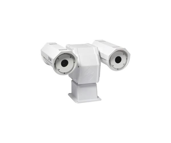✅ Cámara Térmica PT, IP/Analógica, con lente óptico 30X / Lente termal 25mm, Para Exterior