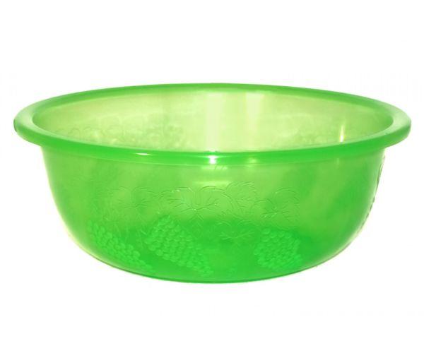 Palangana redonda de plástico, Palangana Uvas