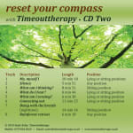 CD Two Track Listing