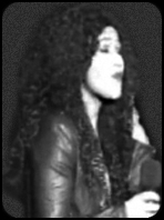 A picture of Lahna Raven as Cher