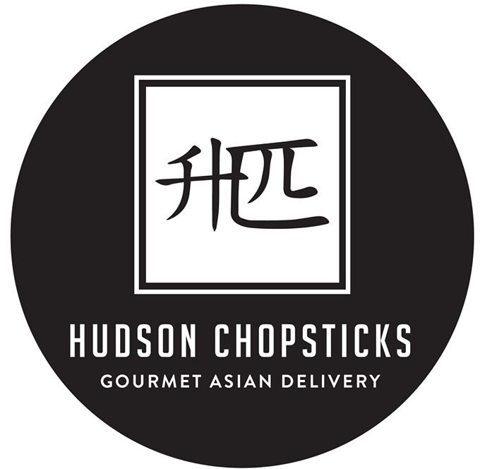 hudson chopsticks restaurant logo