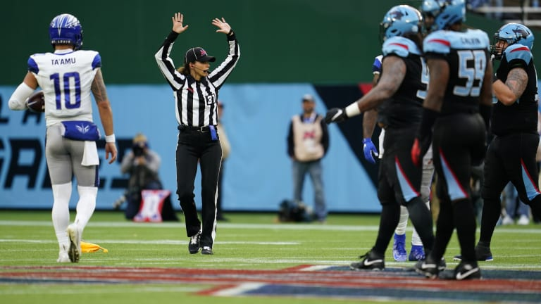 Image result for xfl officials