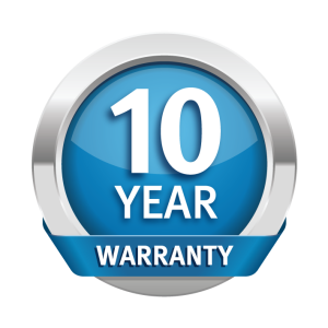 10 year warranty image
