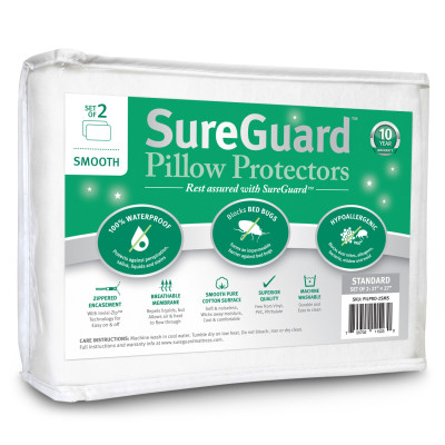 smooth pillow protector