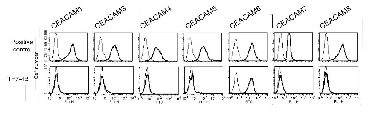 Image thumbnail for Anti-CEACAM6 (CD66c) [1H7-4B] monoclonal antibody