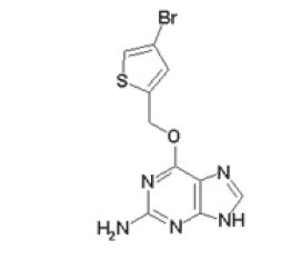 Image thumbnail for MGMT inhibitor Lomeguatrib Small Molecule (Tool Compound)