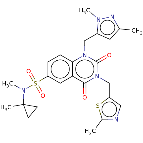 Image thumbnail for PARG inhibitor PDD00031704 Inactive Small Molecule (Tool Compound)