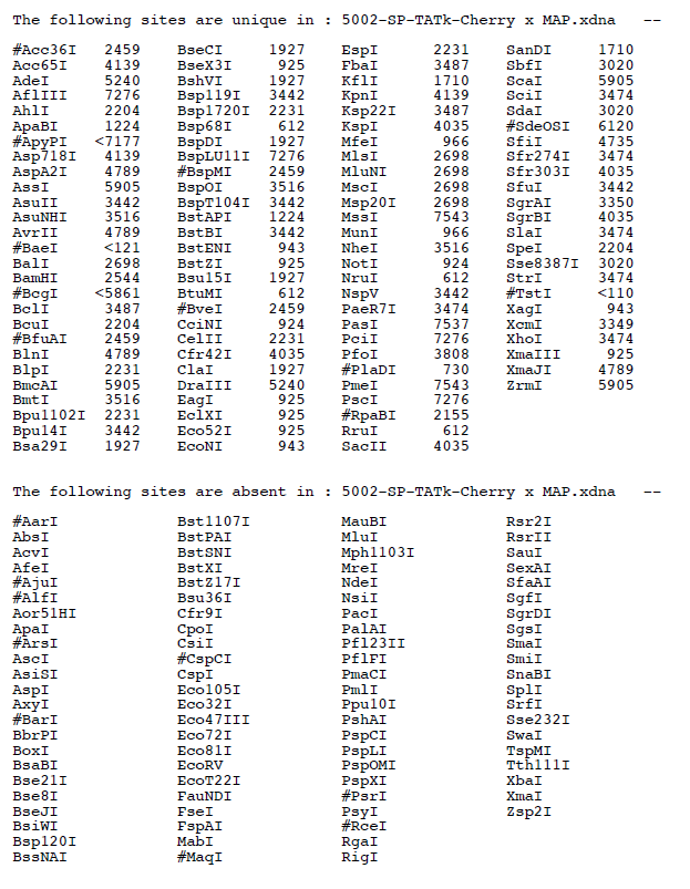 Image thumbnail for pcPPT-mPGK-attR-sLPmCherry-WPRE vector