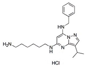 Image thumbnail for CDK7 inhibitor BS-181 Small Molecule (Tool Compound)