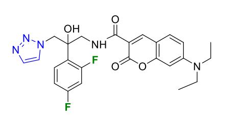 Image thumbnail for Fungi Endoplasmic Reticulum Tracker 2 small molecule (tool compound)