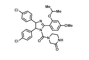 Image thumbnail for MDM2 inhibitor Nutlin-3 Small Molecule (Tool Compound)