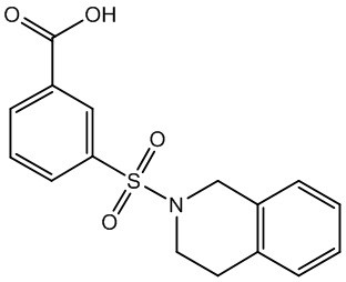Image thumbnail for AKR1C3 inhibitor CRT0036521 Small Molecule (Tool Compound)