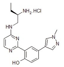 Image for Protein Kinase D inhibitor CRT0066101 Small Molecule (Tool Compound)