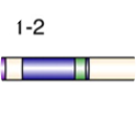 Schematic of mutant TDP43 that is not able to bind to RNA