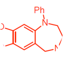 Image for Tetrahydrobenzodiazepine - YY5 small molecule (tool compound)