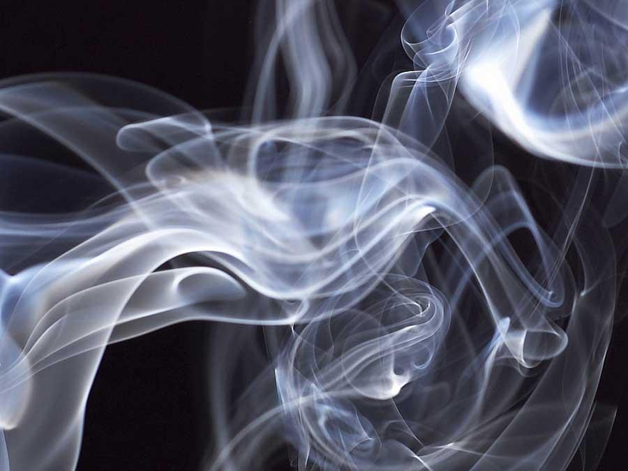 Menghilangkan Bau Rokok