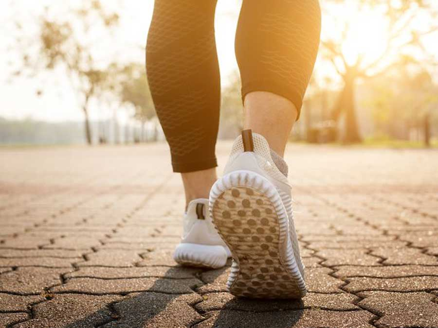 Jalan Kaki Menurunkan Resiko Diabetes dan Sakit Jantung